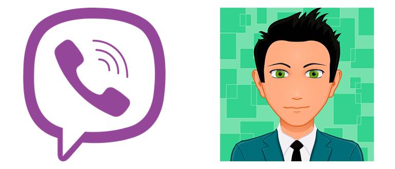 Скачать аватарки и картинки для группы в Viber