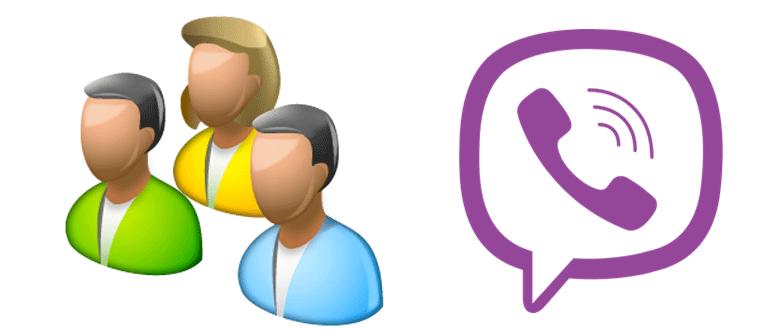 Как найти группу в Viber все способы