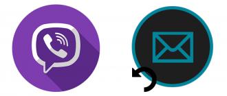 Как восстановить переписку в Viber
