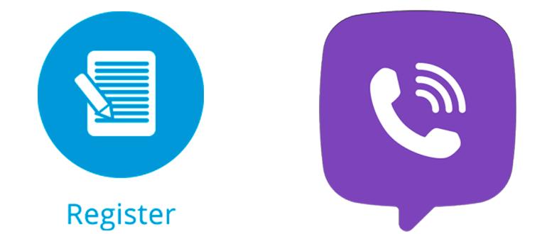 Регистрация в Viber мессенджере