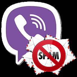 Блокировка спама Viber