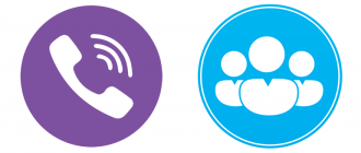 Как переименовать группу в Viber