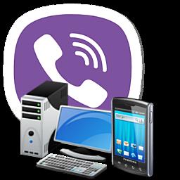 Мультиплатформенность Viber