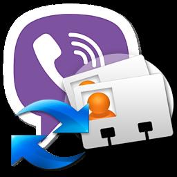 Синхронизация контактов Viber