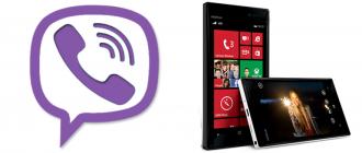 Viber на Nokia Lumia