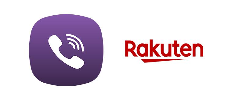 Viber Rakuten logo