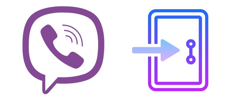 Войти в Viber на ПК