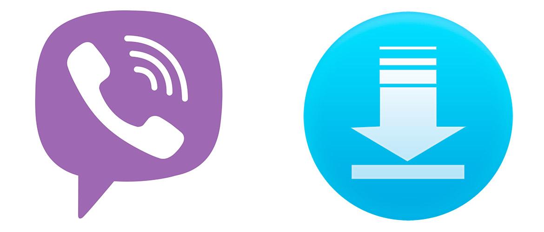Где можно скачать иконку приложения Viber